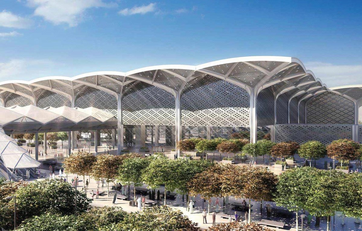Haramain Speed Railway Station